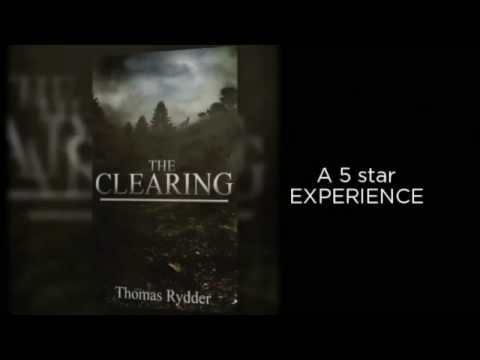 """The Clearing"" book trailer, courtesy of O.G. Tomes"