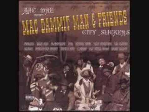 Mac Dre - Mac Dammit And Friends