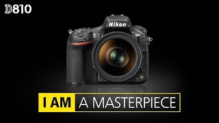 Nikon D810 Low Light High ISO Video