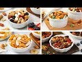 4 Healthy Trail Mix Recipes | Easy + Delicious Snack Ideas