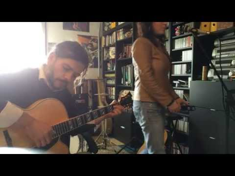 Giorgia Bartoli Voice Andrea Dardari guitar our arrangment of the Beatles song FOR NO ONE, because of the Beatles Day 2014 in Parma ITALY in Giovane Italia C...