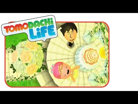 Wedding Day! | Tomodachi Life