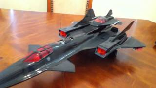 1986 Gi Joe Night raven