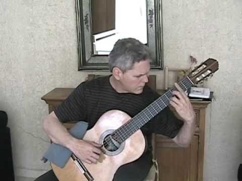 Dionisio Aguado - Allegro Moderato