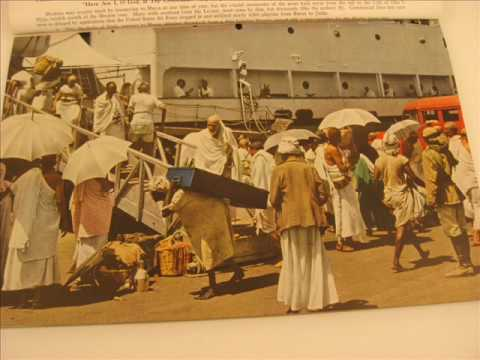 Hajj In 1953 video