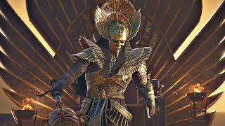 Download Lagu Assassin's Creed Origins: Curse of The Pharaohs DLC - Ramesses Pharaoh Boss Fight Gratis STAFABAND