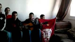 New Chant Ultras Winners 10/11 Avec Guitar
