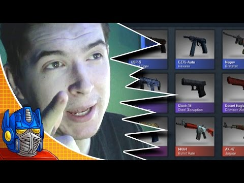 Counter - Strike : Global Offensive (CASE OPENING #3)