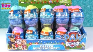 Paw Patrol Surprise Egg Easter Golden Chickaletta Hunt Opening | PSToyReviews
