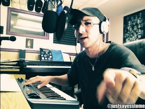 Eminem - The Real Slim Shady [ess Cover] video