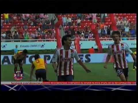 Reportaje de Chapis sobre las playeras de juego en la era Vergara, Zona Chiva TDN 3 julio de 2013