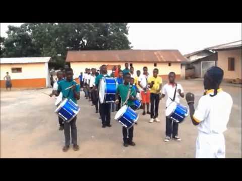 Osu Brigade. (4th & 2nd Accra Companies of the Boys' and Girls Brigade)