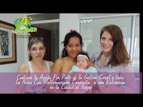 VALORACION NIÑOS CON MALFORMACIONES CONGENITAS 2013