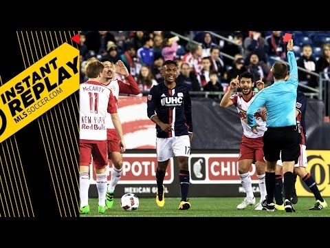 Breaking down red cards in New England, Vancouver and Colorado | Instant Replay