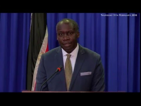 Post Cabinet Media Briefing - 11 February 2016