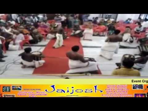 Jaijosh Chenda [kerala Singari] Melam video