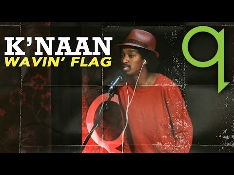 http://www.cbc.ca/q K'naan was Q's special 'Wednesday Live' guest recently. He was promoting his new LP 'Troubadour'. He sat down for an interview and perfor...