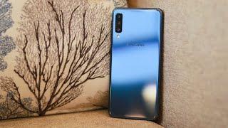 Đánh giá khách quan về Samsung Galaxy A7 2018