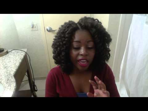 Review: CROCHET BRAIDS w/ 80 inches Caribbean Braid by Expressions!