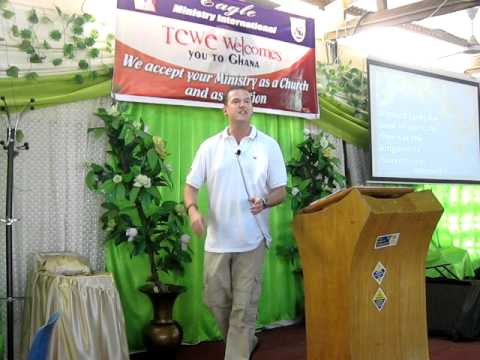 Rev Joe Cutler on the Kingdom of God