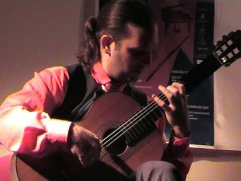 Хулио Сальвадор Сагрегас - Op.56-Vals Boston No.4