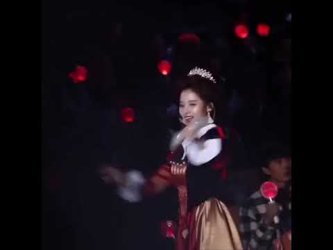 【TWICE】BDZ(Korea Ver)サナ集&HELLOWEENコーディネート