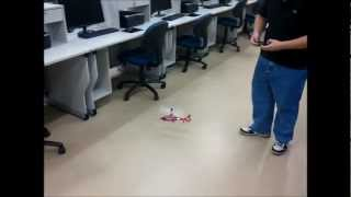 Android Phone Based RC Helicopter | Final Year Project