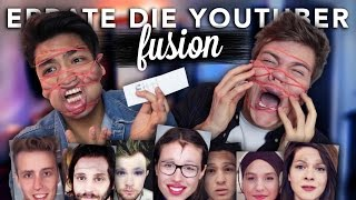 ERRATE DIE YOUTUBER FUSION mit FittiHollywood | Joey's Jungle