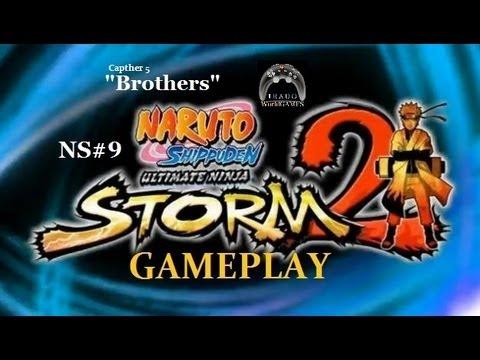 Naruto Ninja Storm 2 Brothers NS2#9