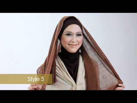 Wardah Hijab Style with Lisa Namuri & Novie Collection.m4v Music Videos