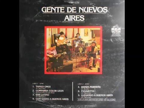 Horacio Malvicino - Gente de Nuevos Aires (Álbum completo)