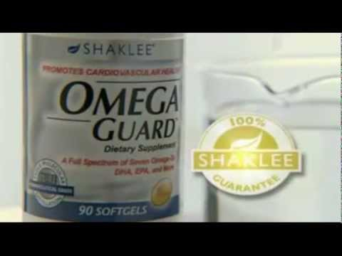 OmegaGuard | Omega-3 Fatty Acids | Shaklee Omega Guard | Heart Health