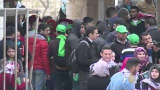 فوز حماس في انتخابات جامعة بيرزيت
