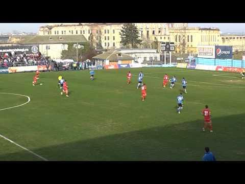 2012.04.04 Fc Viitorul - Delta Tulcea 2-2 Liga a II-a Seria I Etapa 19