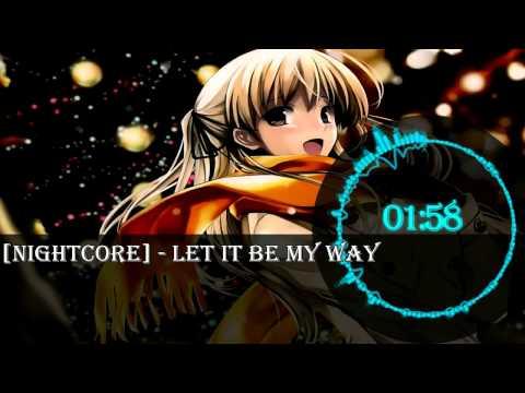 download lagu [Nightcore] Andien - Let It Be My Way gratis