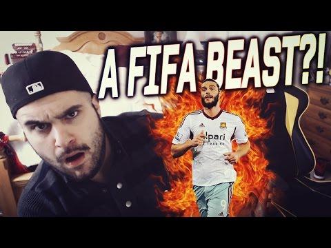 ANDY CARROLL A GOD - FIFA 15!! BEAST!