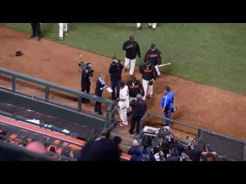 San Francisco Giants win over Mets June 7, 2014