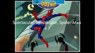 Download lagu [Full Theme Song] The Spectacular Spider-Man (lyrics)