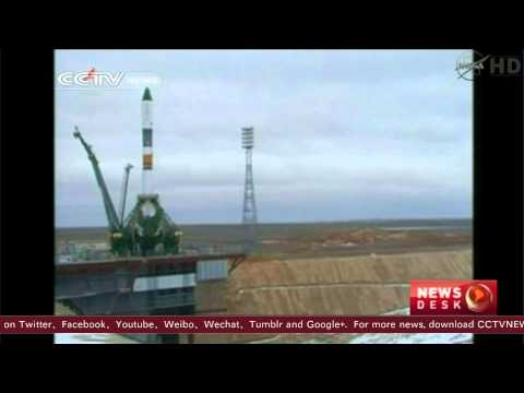 Russia sends supplies to the space station