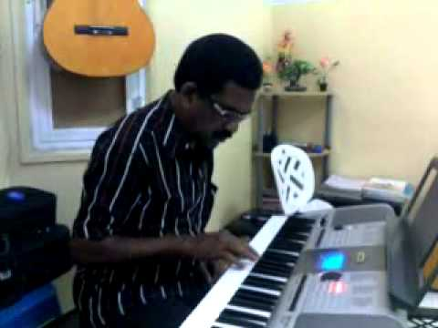 KEYBOARD COVER HINDI SONG CHURAYA