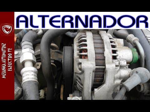 CONSEJOS PARA PROBAR EL ALTERNADOR (voltaje. amperaje y mas)