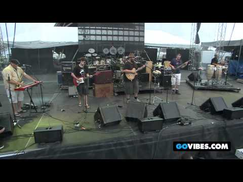 "Zach Deputy Band Performs ""Make It Right"" at Gathering of the Vibes Music Festival 2012"