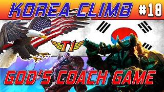 N3ac3y Korea Climb #18 - God's Coach Game (kkOma)