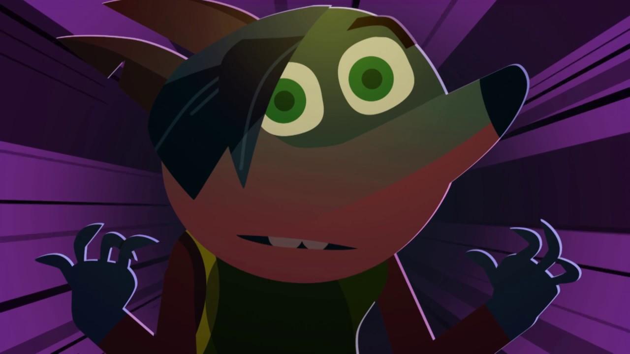 СОБЕЗ 5 и 6 серии мультик для детей - Специальный отряд бесстрашных зверей -