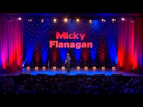 Micky Flanagan - Getting The Shits Abroad video