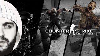 Counter-Strike : Global Offensive - ZOMBİ SALDIRISI KOMEDİ !