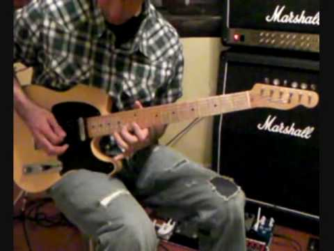 Roadworn Telecaster -Tone demo Music Videos