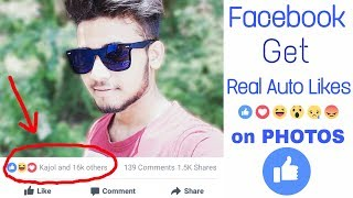 Get REAL Facebook auto LIKES, & auto COMMENTS On FACEBOOK Photos & Status   Facebook Autoliker