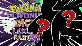 TWO INCREDIBLE ENCOUNTERS! - Pokémon Platinum Randomized Dicelocke! Part 21