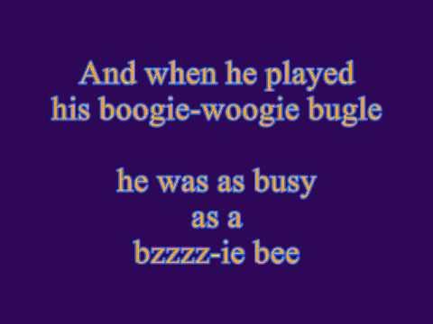 Bette Midler - Boogie Woogie Bugle Boy lyrics